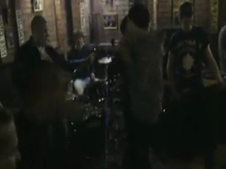 3/02/2012 MOSH FIGHT WINTER GIG (Lucky Boy)
